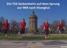 Auf dem Sprung nach Shanghai - die TSG bei der Rope Skipping WM 2018