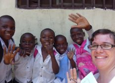 Voyage solidaire au Congo RDC