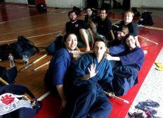 Nichia-Coa rumbo a Mundial Kendo Korea 2018