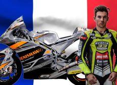 Participation au Grand Prix De France 2018 de la TransFIORmers avec Corentin Perolari