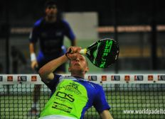 Jugador world padel tour