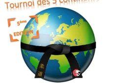Tournoi des 5 Continents de Judo à Fronton 1,2, 3 juin 2018