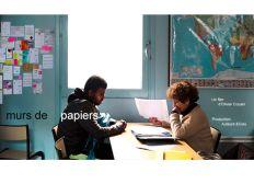 """Documentaire """"Murs de Papiers"""" d'Olivier Cousin"""