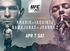 UFC 223 Live Stream Khabib vs Iaquinta Online Free HD