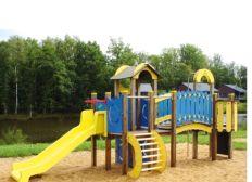 une aire de jeux pour les enfants autistes!