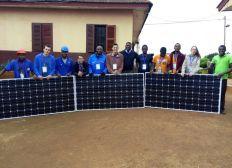 Projet Lumières D'Afrique