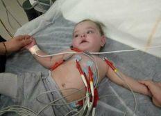 Opération du coeur de Doriane, 1 an