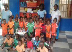 Solidarité Crèche Lomé