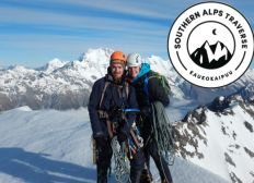 Kaukokaipuu: Southern Alps Traverse 2018/19