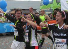 Moving for a good cause: Giulia's Iron Man Challenge for Stëmm Vun der Strooss