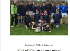 Championnat de France UNSS Rugby