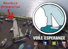 Voile espérance - Tour de Bretagne avec DEBRA France et Léo