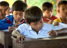 Volontariat au Cambodge