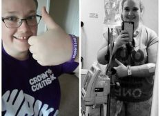 Sophie is going to Walkit! 10k London for CCUK 2018