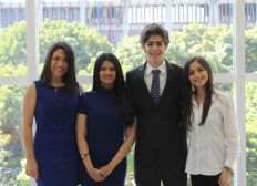 Help the Venezuelan Team to participate in the most important Human Rights Competition in America!