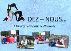 Aide au financement de notre classe de découverte