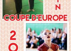 COUPE D'EUROPE 2018 Twirling bâton ccj