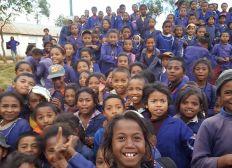 Création d'un nouvel orphelinat