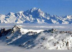 Le mont blanc pour Olivia