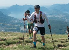 Running UTMB for Liziba