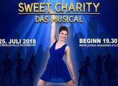 Sweet Charity- Unser Abschlussmusical
