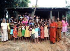 Une maison pour les orphelines de Embilipitiya, Sri Lanka