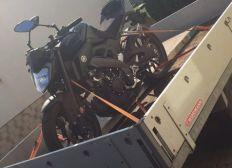 Motorradreperatur für nicht verschuldeten Unfall