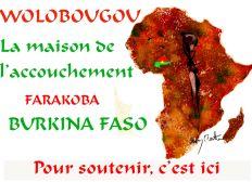 Une maison de l'accouchement au Burkina Faso