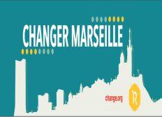 """Cagnotte de soutien à """"Changer Marseille"""""""