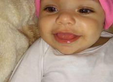 Kyara 6 mois et sa tumeur rhabdoide