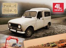 [4L TROPHY] Paul & Theo : Desert Aventure !
