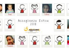 #Accoglienza2018 - Spiagga, sole e medicine!