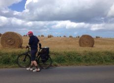 Le tour d'Europe à Vélo