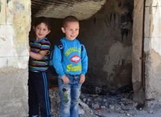 Human Right Support for Children Young of Palestine