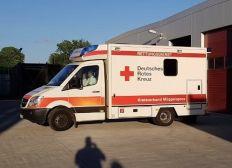 Ausrüstung des Rettungswagens erneuern
