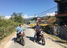 The Royals motorbike trip!