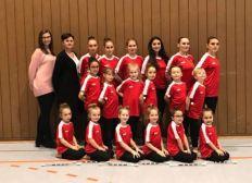 Twirling Tanz Sport Gruppe Niedereschach