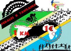 Pedales X Tanzania (1km-1€)