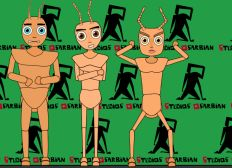 Proyecto para crear una serie Animada de Hormigas!!!