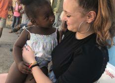 Pour les enfants d'Higuey en République Dominicaine