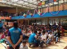 Ehrenamtliche Arbeit mit Straßenkindern in Ecuador fördern