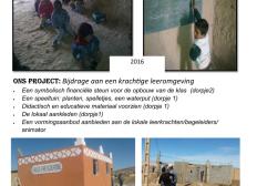 1001 Schakels_Hand in Hand_Steun ons project voor kleuters in Marokko