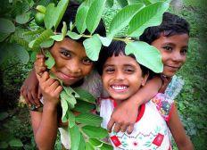 Aide aux enfants des rues de Calcutta - Inès & Marie