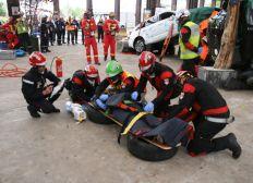 Les sapeurs-pompiers du 44 aux Championnats du monde !