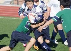 Diego quiere jugar Rugby