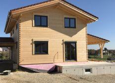 Fertigstellung meines Ökologischen Hauses