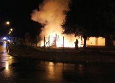 Incendie LUTHIMATE,  solidarité avec Damien!