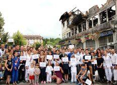 Aidez-nous à reconstruire notre école détruite par l'incendie !
