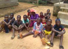 Aidons les orphelins du Cameroun