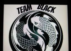 Team black and white 87